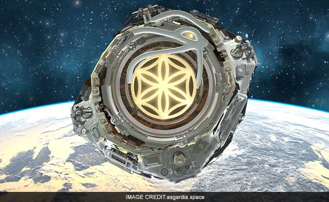 Asgardia, The First Space Country, Now Has A Head Of Nation