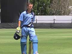 Steve Waugh's Son Austin Hits Match-Winning Century
