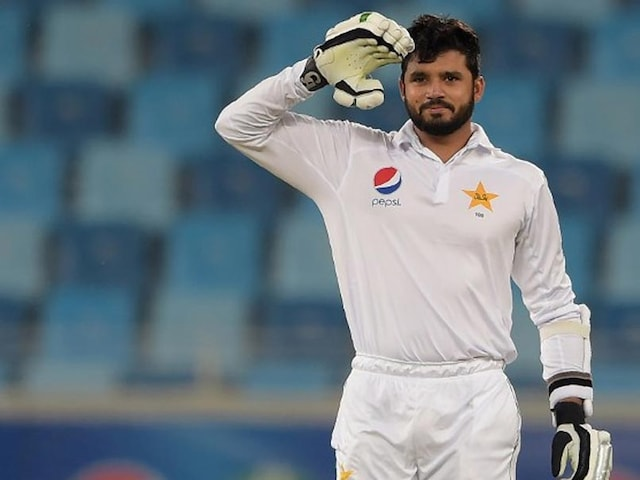Azhar Ali Aims to Guide Pakistan to Number One Spot in ICC Test Rankings