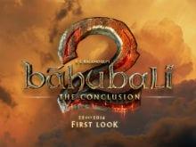 <i>Baahubali 2</i> Logo is Out. Promises to Answer 'Why Kattapa Killed Baahubali?'