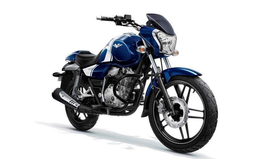Bajaj V15 Sales Crosses 1 6 Lakh Mark New Ocean Blue