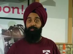 Hate Crime Charges Slapped On Man For Throwing Drink On Sikh