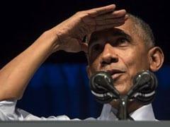 ओबामा ने प्रदर्शनकारी महिला से कहा, मैं बूढ़ा हो रहा हूं, सुन नहीं पा रहा, मुझे पत्र लिखकर बताएं