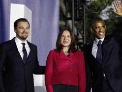 Barack Obama, Leonardo DiCaprio Team Up Against Climate Change