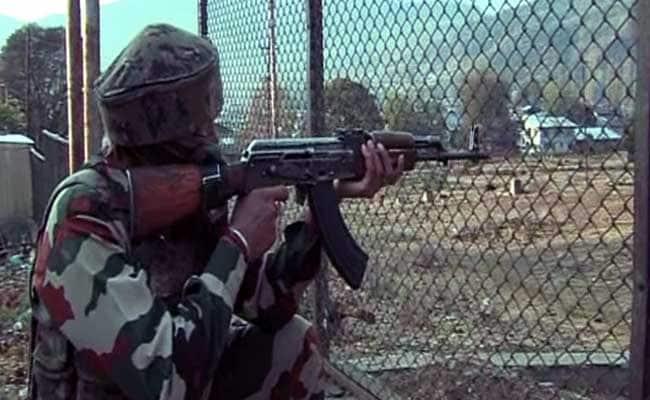 कश्मीर के बारामुला जिले में लश्कर के दो आतंकी ढेर