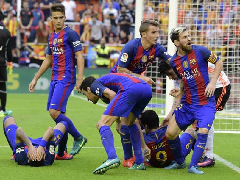 Valencia Fined, Barcelona Censured For Bottle Incident