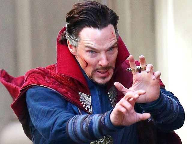 Benedict Cumberbatch Had to 'Step Out of Comfort Zone' for Doctor Strange
