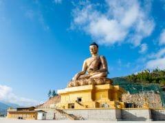 डोकलाम विवाद के बाद भूटान नरेश 4 दिवसीय भारत दौरे पर