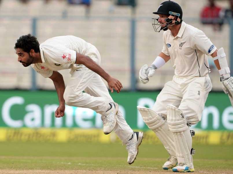 Bhuvneshwar Kumar Proves a Point With Five-Wicket Haul vs New Zealand