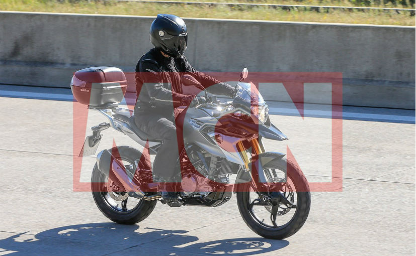 BMW G 310 GS spy shots
