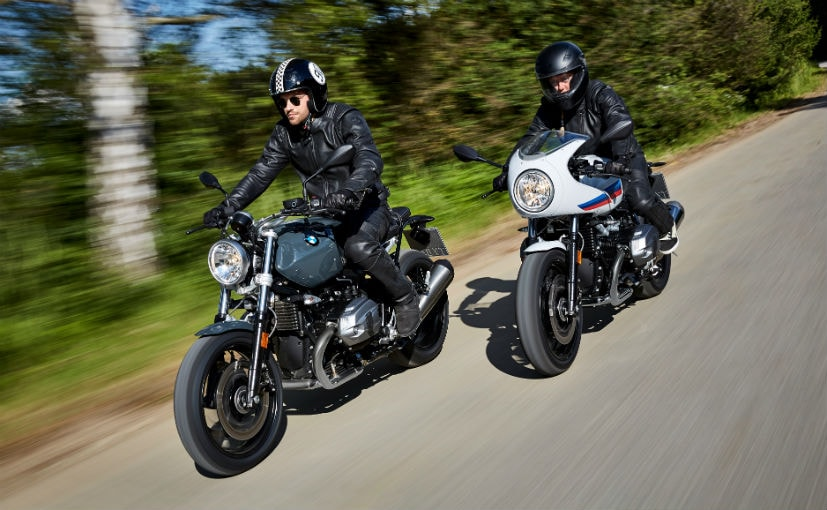 Intermot 2016: BMW Motorrad Unveils The R NineT Pure And The