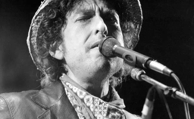 Swedish Academy Says Bob Dylan Won't Attend Nobel Prize Ceremony