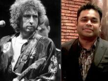 AR Rahman, Javed Akhtar Hail Bob Dylan's Nobel Win As 'Proud Moment' In Music