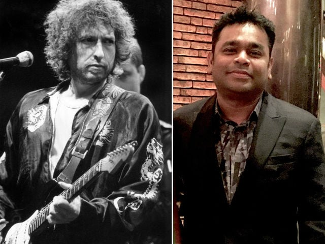 AR Rahman, Javed Akhtar Hail Bob Dylan's Nobel Win As 'Proud Moment' In Music