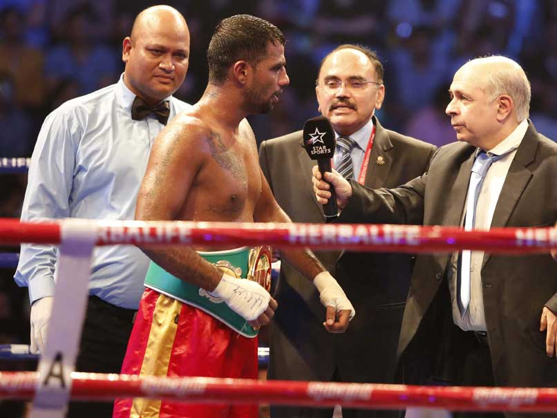 Indian Boxing Council Inducted in WBO