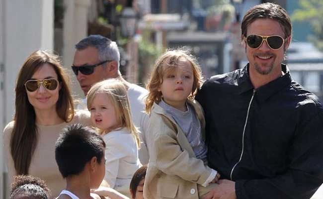 brangelina with kids