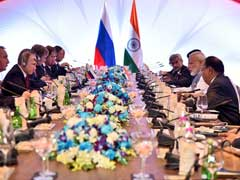 Big Defence And Energy Deals Signed As PM Modi Meets President Putin