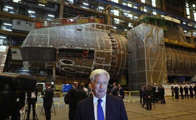 British Defence Secretary Michael Fallon To Meet Arun Jaitley