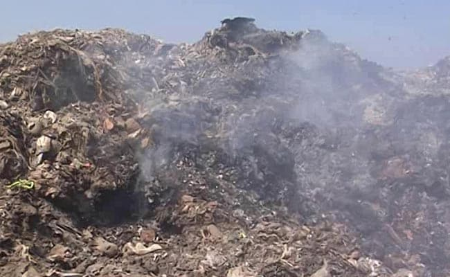 India Will Need Landfills The Size Of New Delhi District By 2050: Study