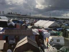 Calais Migrants Fear Violence As France Preps To Demolish 'Jungle' Camps