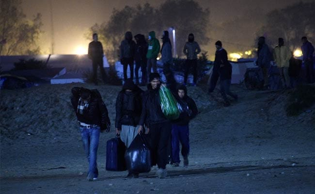 Less Revolt, Lesser Hopes: Thousands Of Calais Refugees Set To Be Evicted