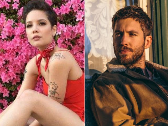 Calvin Harris Calls Halsey a 'Sweetheart,' Fans Think They're Dating