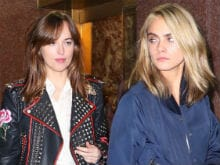 Dakota Johnson Dating Cara Delevingne, Reportedly Set Up By Taylor Swift
