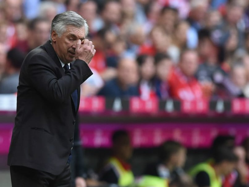 Bundesliga: Bayern Munich Held at Home as Carlo Ancelotti Misses Record