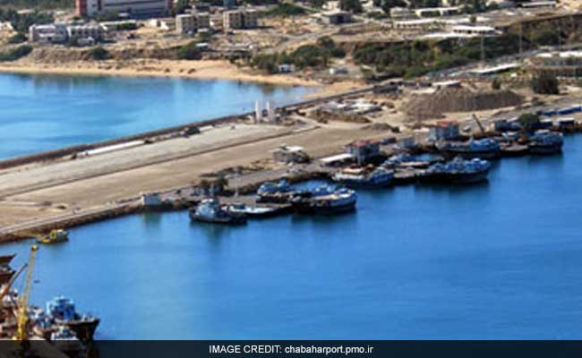 Chabahar Port To Be Operational By 2018-End: Nitin Gadkari