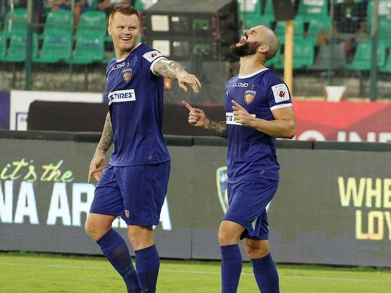 Chennaiyin FC Take on Kerala Blasters in ISL