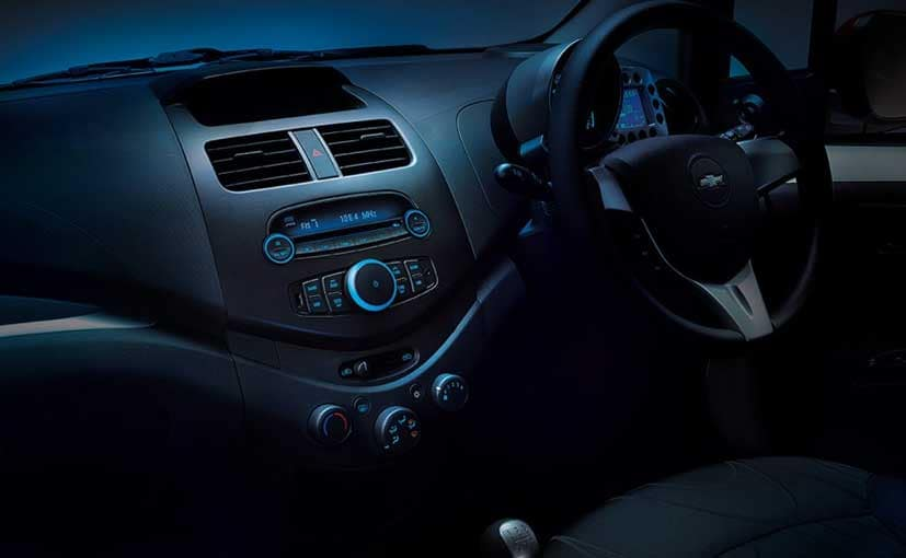 Chevrolet Beat Central Console