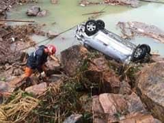 चीन में मेगी तूफान के कारण आए भूस्खलन में 10 की मौत