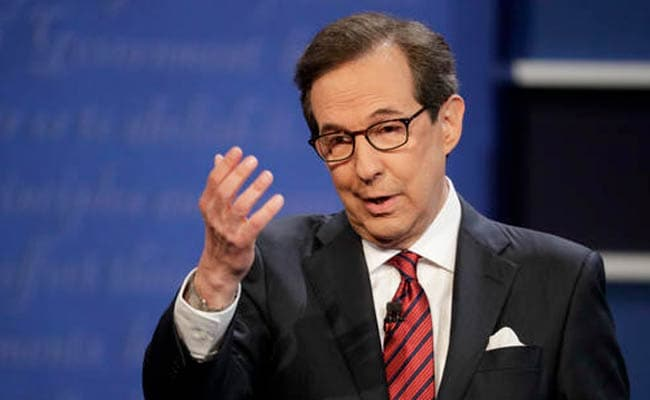'I Don't Pull Punches': Debate Moderator Chris Wallace