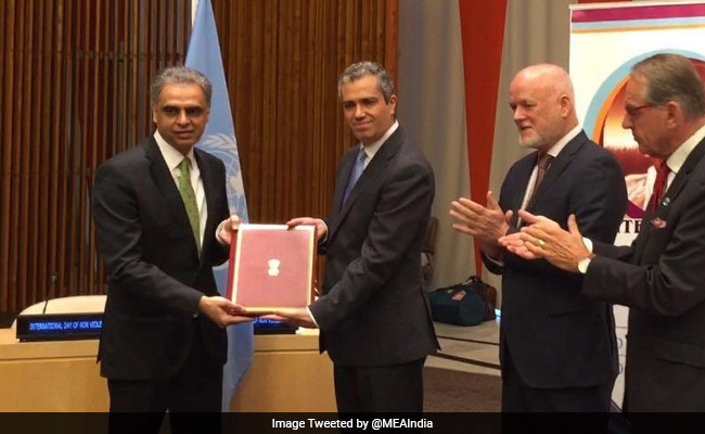 India Ratifies Landmark Paris Climate Deal, Says, 'Kept Our Promise'