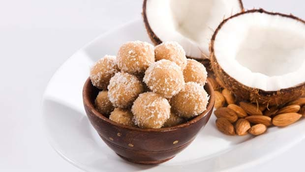 No Ghee, No Mawa - Just 3-Ingredient Ladoos To Make In 10 Minutes