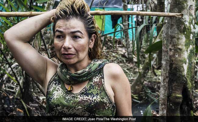 Colombian Rebel Discovers Soft Beds And iPhones After 20 Years In The Jungle