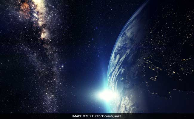 Colossal Cosmic Collision Alters Understanding Of Early Universe
