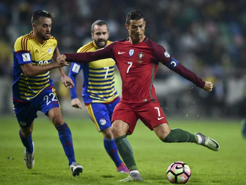 Ruthless Cristiano Ronaldo Hits Four, France And Dutch Run Riot