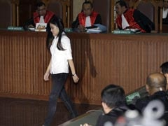 Indonesian Woman Given 20 Year Jail Term In Cyanide Murder
