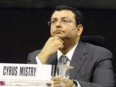 Tata Steel Removes Cyrus Mistry As Chairman, Appoints O P Bhatt