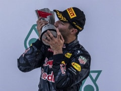 Daniel Ricciardo Rules Himself Out To Replace Nico Rosberg at Mercedes