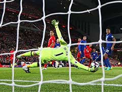 David de Gea Acrobatics Save Manchester United The Blues vs Liverpool