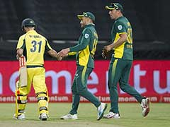 South Africa Sweep Australia Despite David Warner Heroics