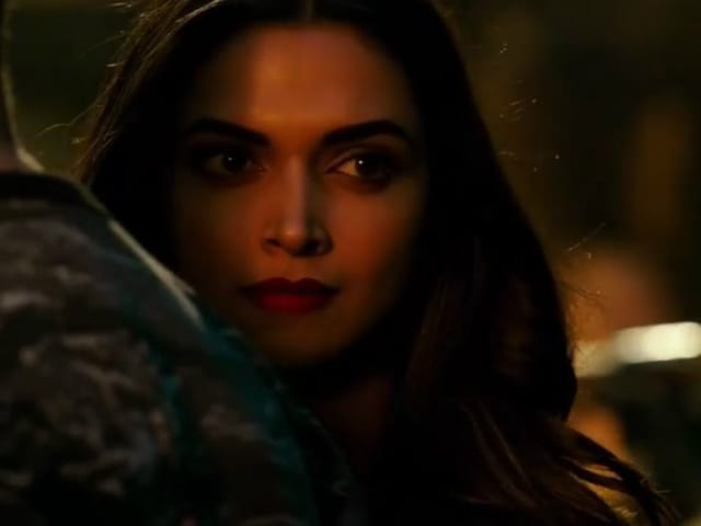 Deepika Padukone is the Face of Global Domination in New xXx Teaser