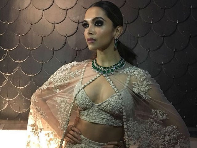 Deepika Padukone May Star in a Big Budget Tamil Period Film