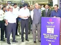 Delhi Airport Express Line Gets Free Wi-Fi