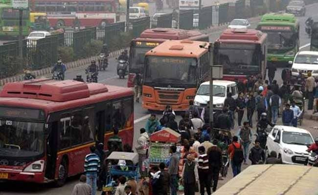 Delhi Government To Procure 500 Low-Floor Buses