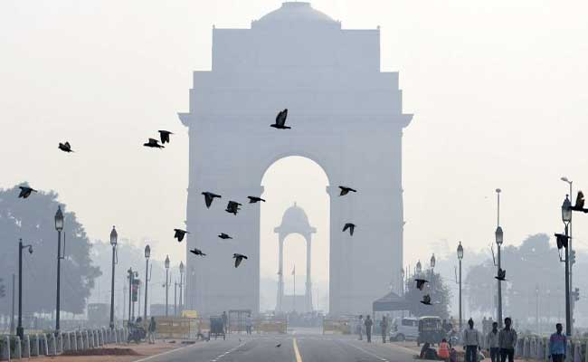 Delhi Pollution Back To 'Very Poor' Category