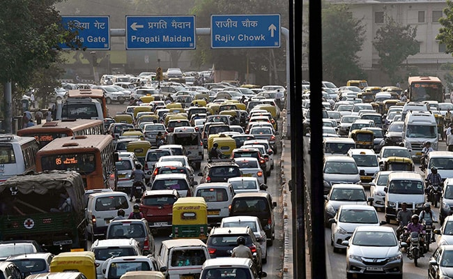Delhi Traffic Comes To A Halt As ASEAN Leaders Arrive For Summit