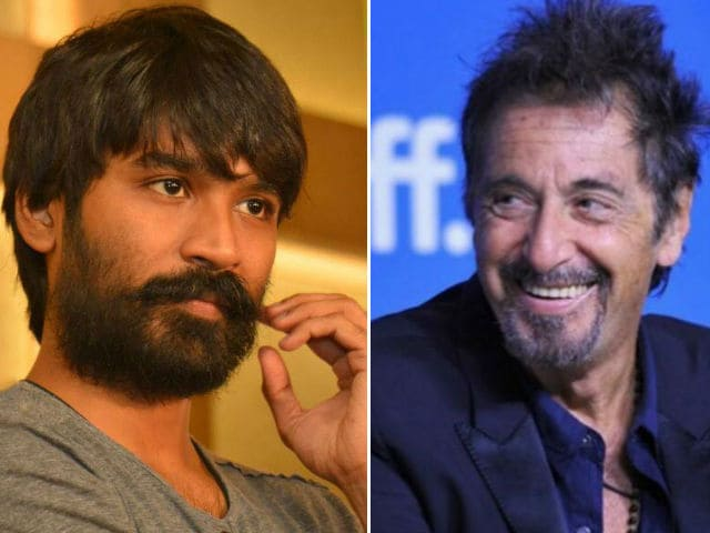 Dhanush's Co-Star in Upcoming Tamil Film May Be Al Pacino